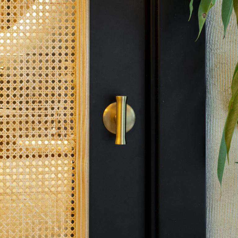 deurkruk mat goud - FORMANI NOUR serie