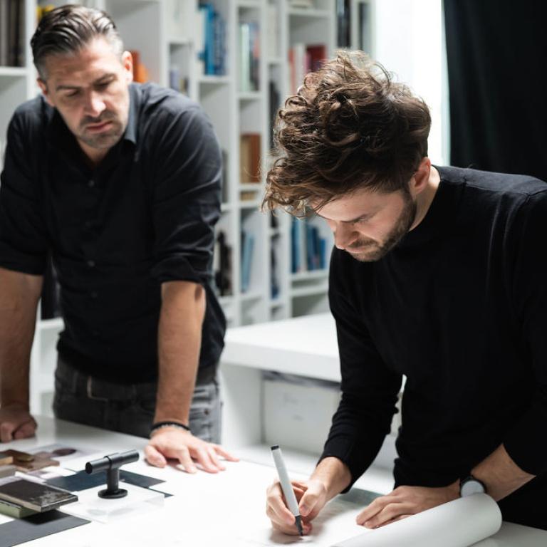 Cooperación FORMANI y Studio Piet Boon