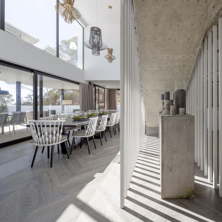 Progetto di riferimento di interior design Holiday Villa Ibiza - FORMANI