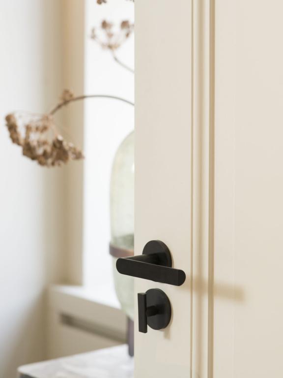 ARC door handle PVD satin black
