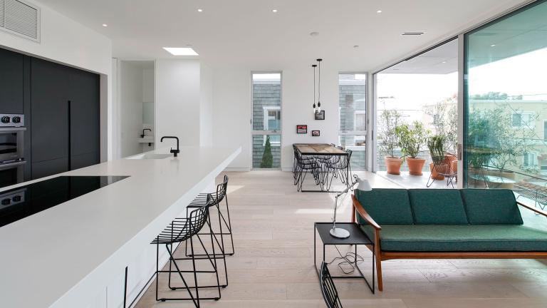 Diseño interior villa Manhattan beach
