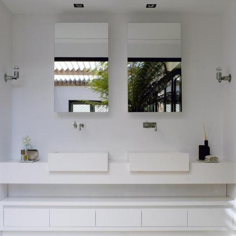 Progetto di design di riferimento FORMANI - Villa Sulla Costa Meridionale Del Portogallo - bagno