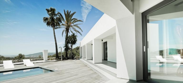 Formani reference project Villa Ibiza Es Cubells
