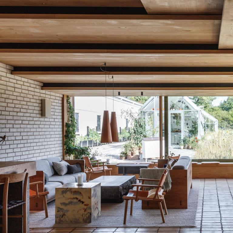 Interieur restaurant NOMA 2.0 - FORMANI referentieproject