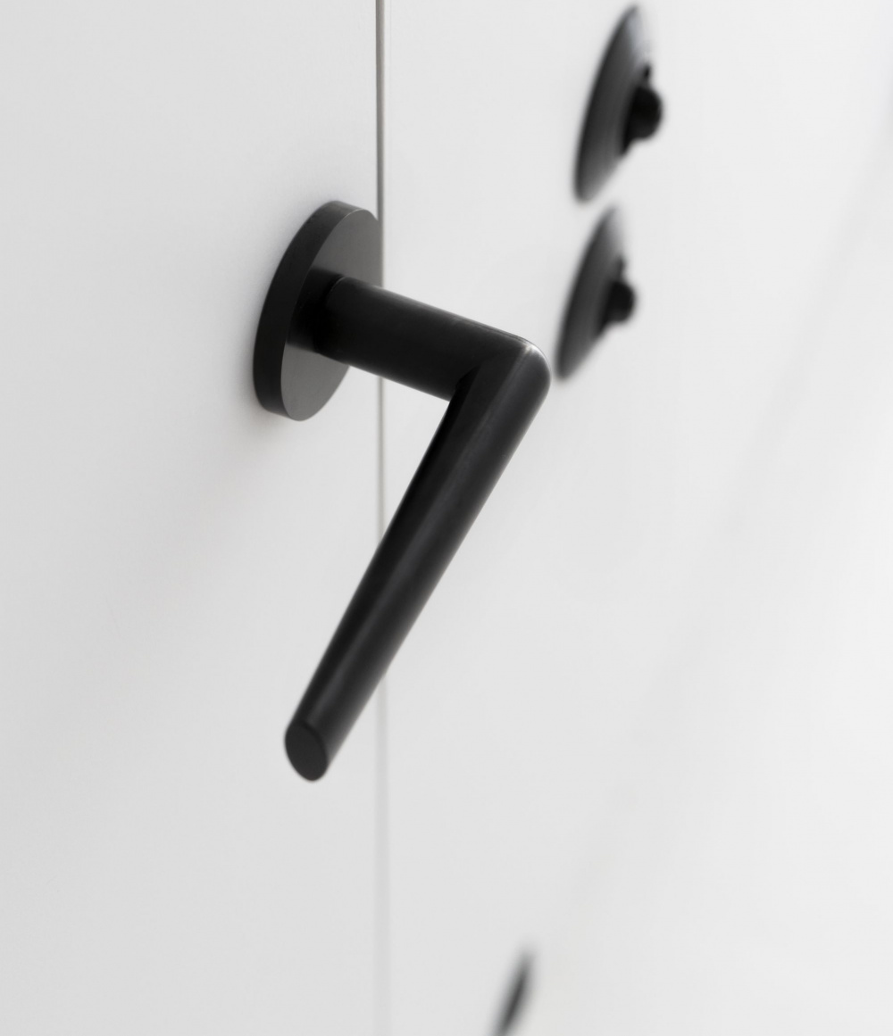FORMANI INC door hardware by Piet Boon