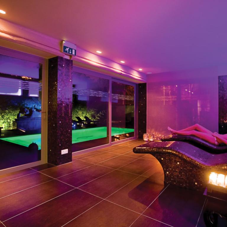 Interior design - Jepun traditional spa Genk - progetto di riferimento FORMANI
