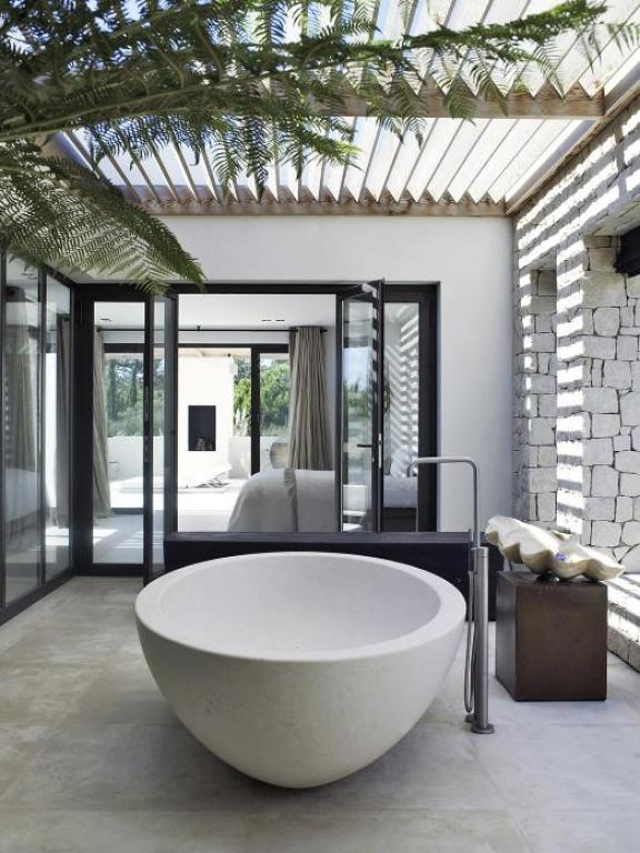 Progetto di riferimento FORMANI - Villa Sulla Costa Meridionale Del Portogallo - Bagno