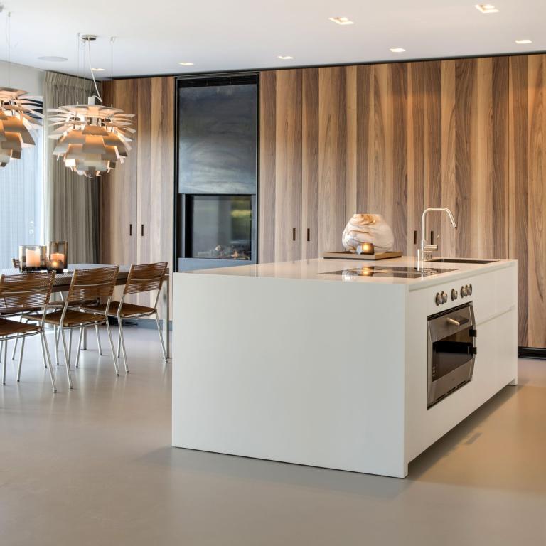 Cocina-referencia proyecto Villa 't Gooi