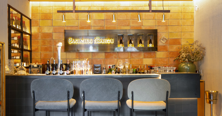 Bar referentie project Restaurant Clos