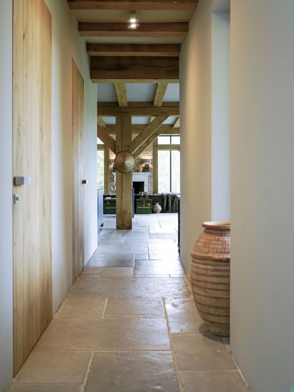 Progetto di riferimento per l'interior design Groningen Villa