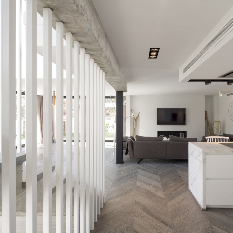 Interior design reference project holiday Villa Ibiza - Formani