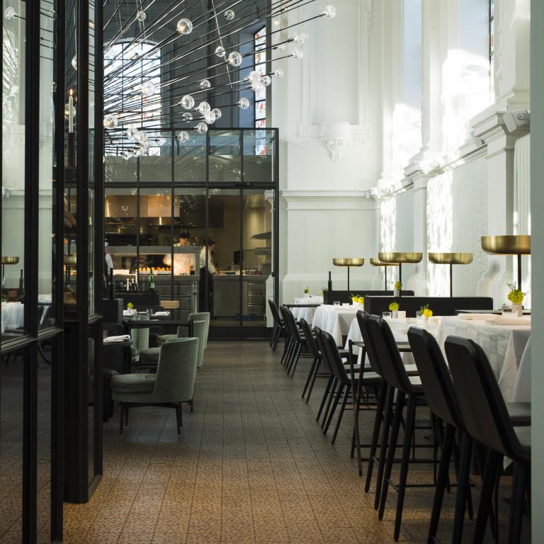 ristorante interno il jane