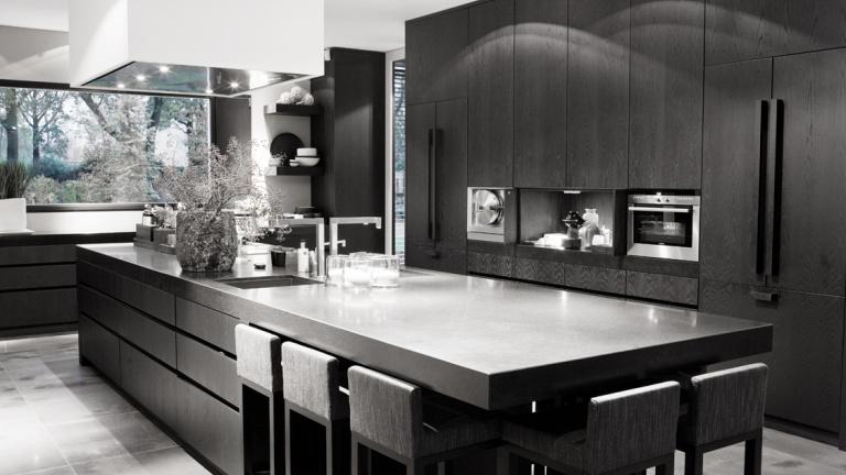 kitchen formani reference project villa oisterwijk