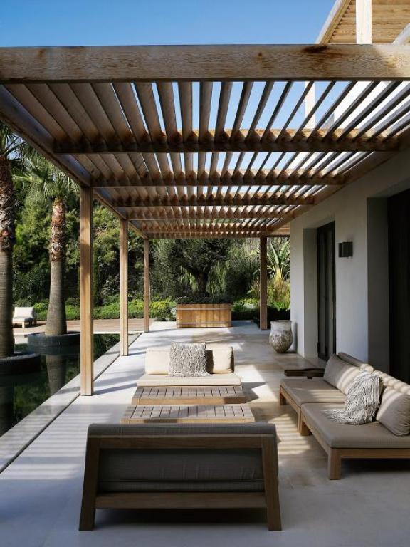 Progetto di riferimento FORMANI - Villa Sulla Costa Meridionale Del Portogallo - Esterno