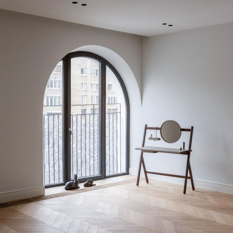 Interior design Moscow Apartments progetto di riferimento - FORMANI