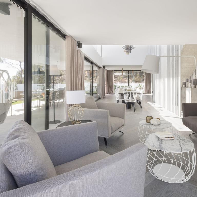 Progetto di riferimento di interior design Villa vacanze Ibiza - FORMANI
