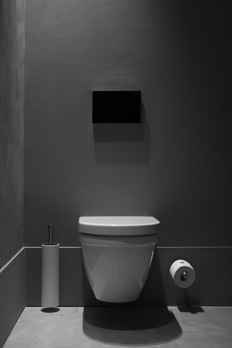The Jane half-badkamer ontwerp