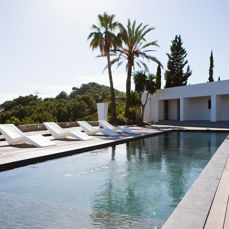Progetto di riferimento FORMANI - Villa es cubells Ibiza