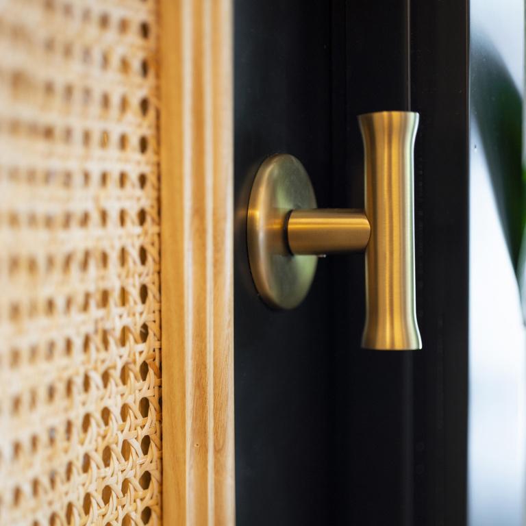 deurkruk mat goud FORMANI