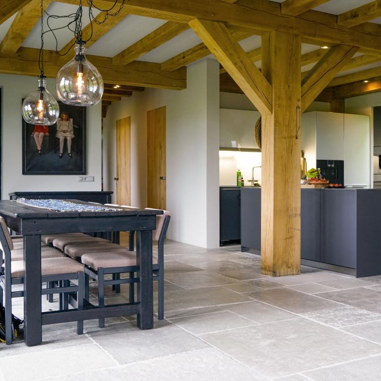Cucina - Groningen Villa - progetto di riferimento FORMANI
