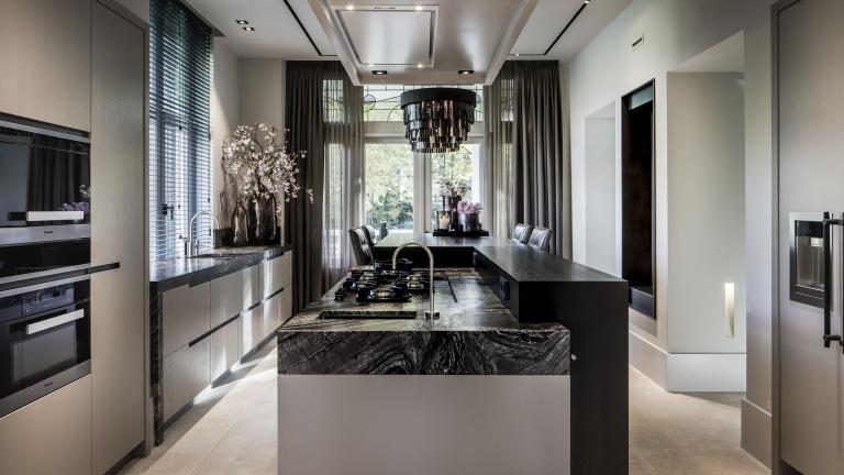 Kitchen - Formani reference design project - de Menop Villa