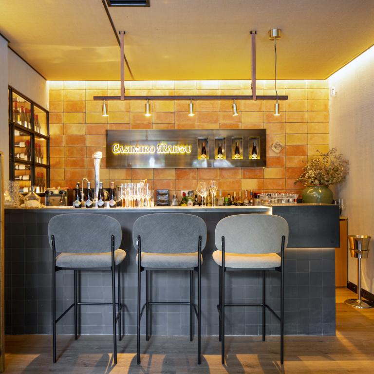 FORMANI referentie ontwerp project - Restaurant Clos