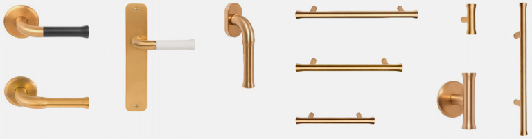 FORMANI NOUR total concept hardware collection