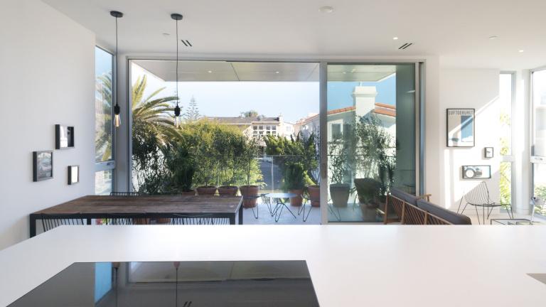 FORMANI referentie project Beach Villa Californië