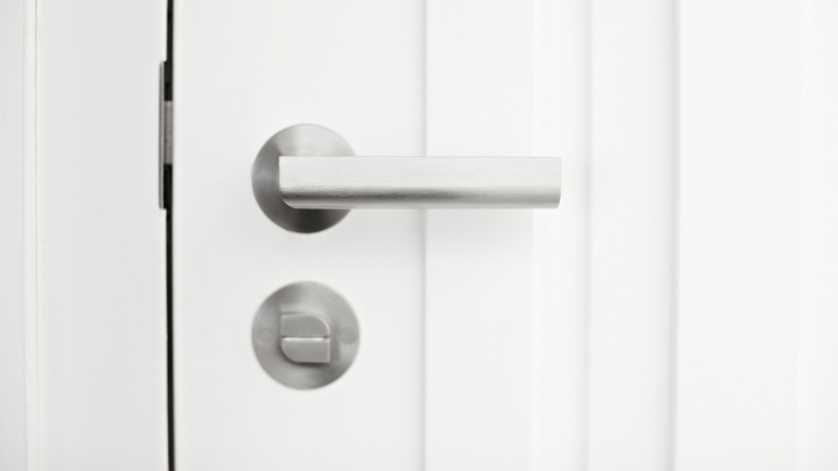 FORMANI TWO door handle by Piet Boon
