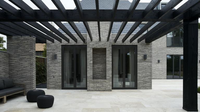 FORMANI referencia proyecto diseño - residencia privada Villa Rotterdam