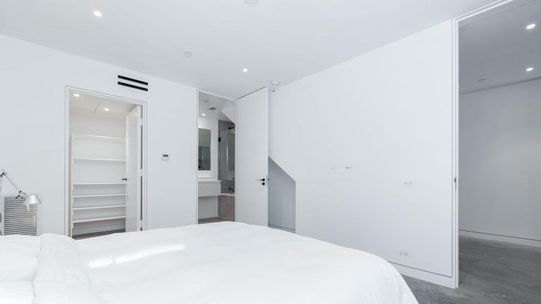 Interieur ontwerp strand Villa Auckland