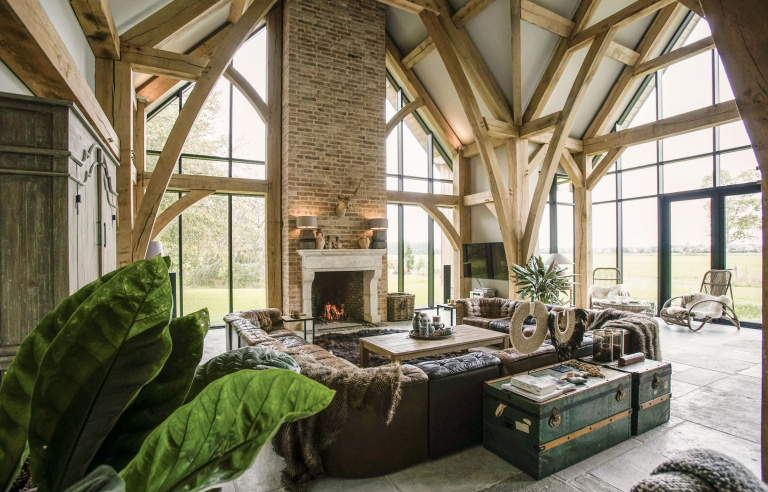 Design d'interni - Progetto di riferimento FORMANI - Villa Groningen