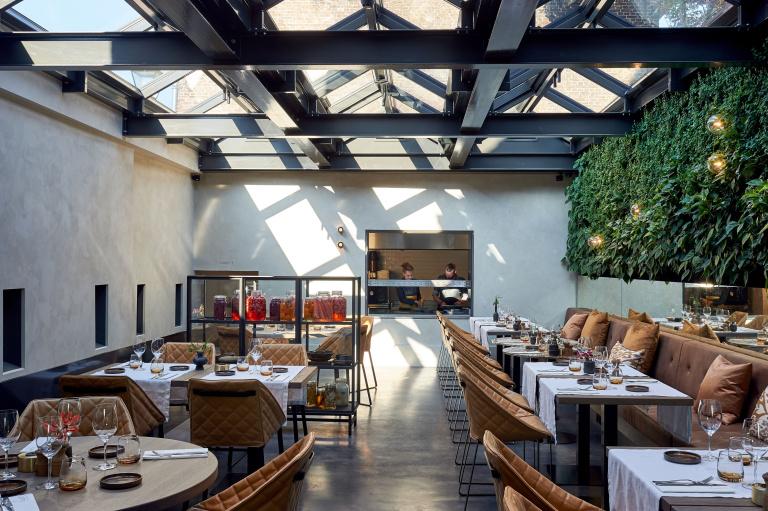 FORMANI referentieontwerp project - Restaurant Hex, Oudewater