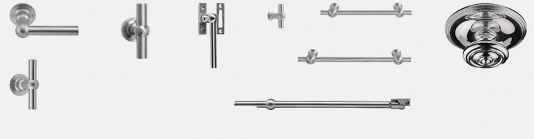 Total concept hardware collection FERROVIA FORMANI