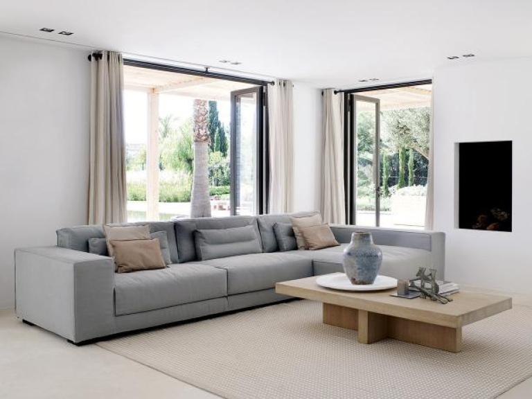 Progetto FORMANI reference design - Villa Sulla Costa Meridionale Del Portogallo - Soggiorno