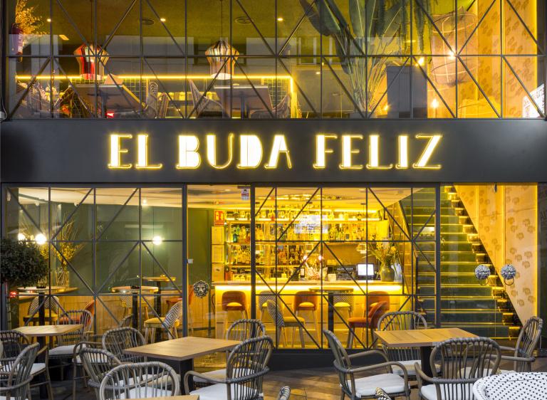 FORMANI referentie project - El Buda Feliz