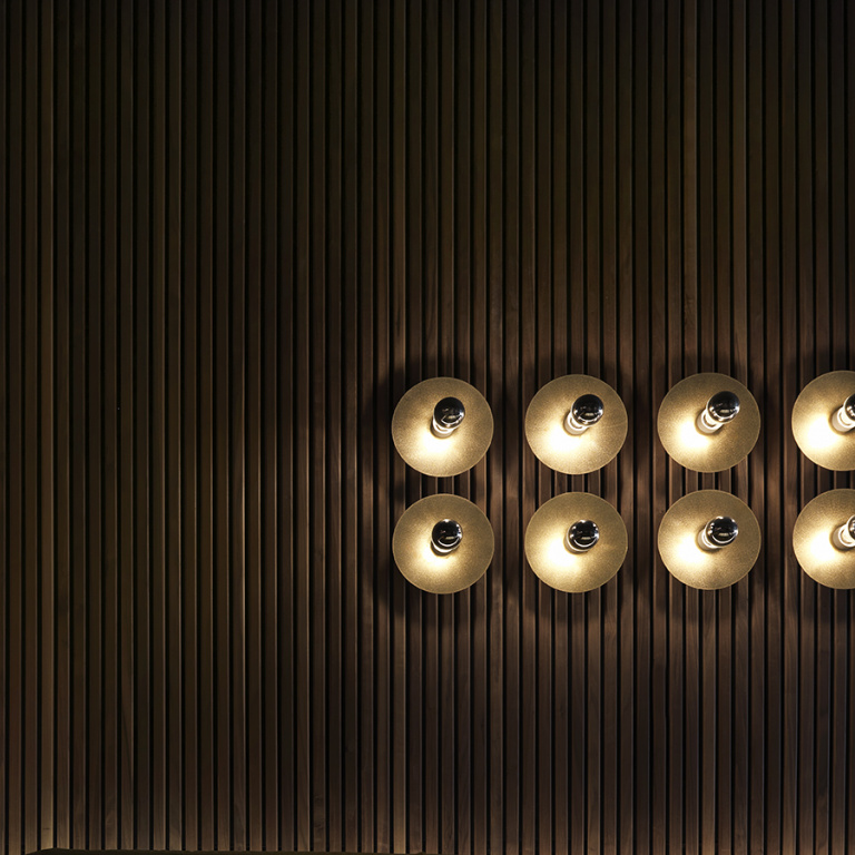 Diseño interior - Cinq restro bar - FORMANI proyecto referencia